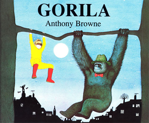 Gorila. Anthony Browne