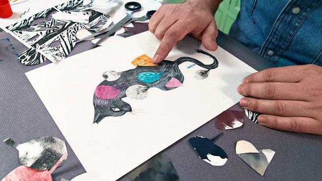Introducción a la ilustración infantil Adolfo Serra