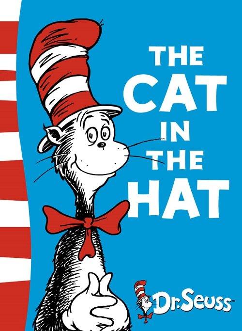 El gato en el sombrero. Dr. Seuss