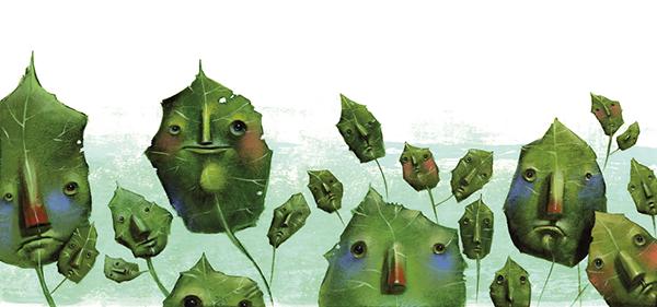 el principe de los enredos hojas