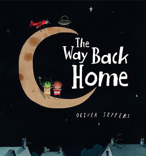 De vuelta a casa Oliver Jeffers