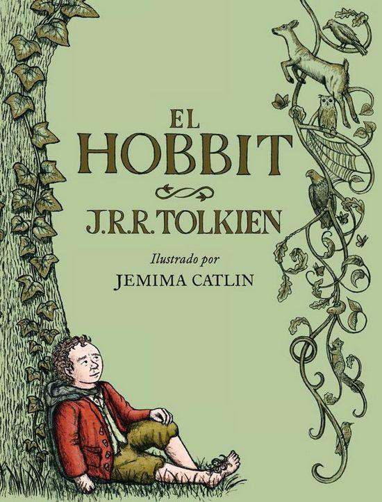 El Hobbit. J. R. R. Tolkien Jemima Catlin. Minotauro